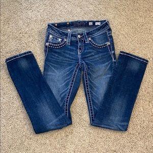 New girls Miss me skinny jeans! Size 10💙